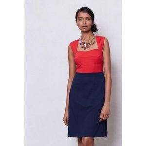 ANTHROPOLOGIE GIRLS FROM SAVOY Colorblock Dress 4